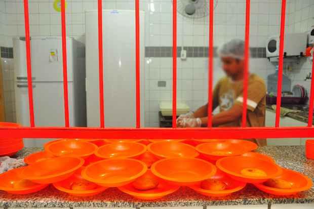 Operação Fastio que tem como objetivo reprimir fraudes em licitações para fornecimento de alimentos a prefeituras e outros órgãos públicos para programas de alimentação escolar. Foto: Bruna Monteiro/DP/D.A Press/Arquivo