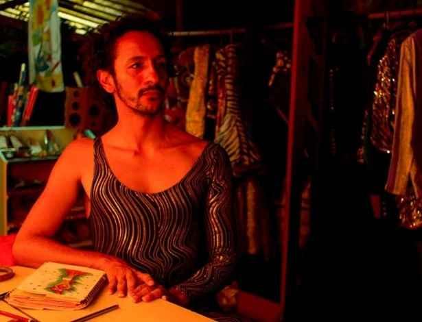 Irandhir interpreta Clécio em Tatuagem. Foto: Flávio Gusmão/ Divulgação