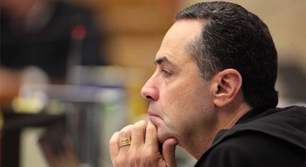 Barroso: 'Essa é uma droga que não torna as pessoas antissociais' foto: Carlos Humberto/SCO/STF   (Carlos Humberto/SCO/STF  )