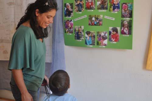 Jacy, em fevereiro de 2012, na �ltima vez em que conseguiu ver os filhos na Alemanha: visitas monitoradas foto: Arquivo Pessoal  (Arquivo Pessoal )