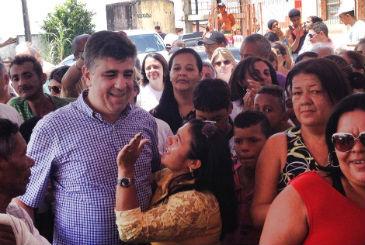 Marinaldo Rosendo (PSB) renunciou � Prefeitura de Timba�ba para concorrer a uma vaga na C�mara dos Deputados. Foto: Reprodu��o/Internet/Facebook (Reprodu��o/Internet/Facebook)