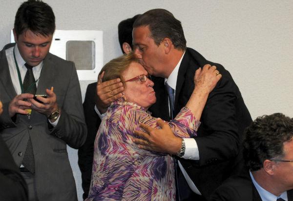 Apesar das cr�ticas, deputada diz que Eduardo Campos tem vontade de