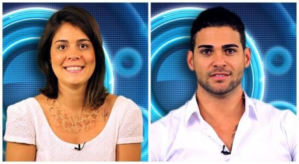Bella Maia, bailarina, e Rodrigo Lima, cozinheiro, são os representantes de Pernambuco na disputa. Foto: TV Globo/Divulgação