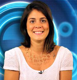 Bella Maia é um dos 20 concorrentes ao prêmio de R$ 1,5 milhão do BBB. Foto: TV Globo/Divulgação