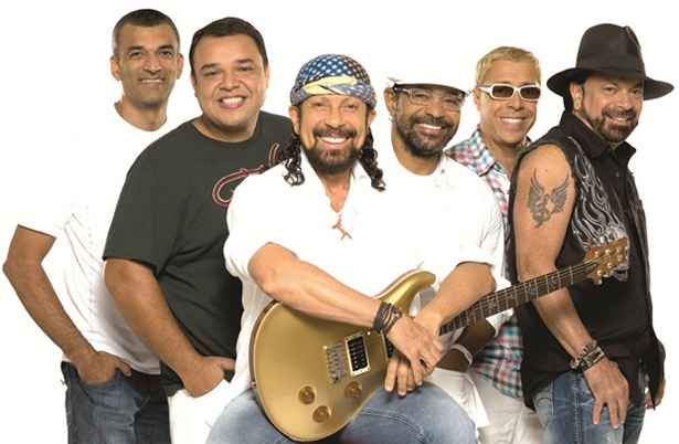 A banda acumula sucessos que marcaram gerações. Foto: In line/Divulgação