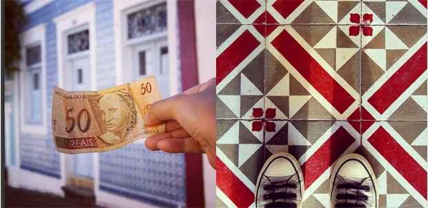 Orçamento do dia: R$ 50 para passear, comer e beber em Olinda. Uma dica é usar sapatos confortáveis, de preferência tênis, para fazer tudo a pé