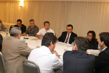 Os dirigentes do PSB tamb�m devem discutir a quest�o de S�o Paulo, onde h� diverg�ncias com integrantes da Rede. Fotos: Nando Chiappetta/DP/D.A Press (Nando Chiappetta/DP/D.A Press)
