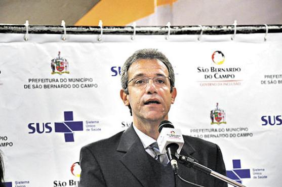 O petista Arthur Chioro se reunir� hoje com Dilma Rousseff e deve ser nomeado novo ministro da Sa�de (Foto: Divulga��o)