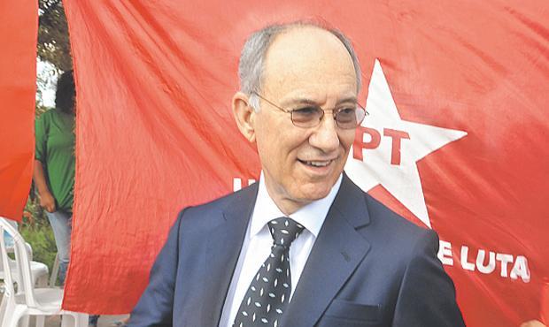 Presidente do partido vai se reunir com os representantes da legenda em Pernambuco foto: Antonio Cunha/ESP. CB/D.A PRESS (Antonio Cunha/ESP. CB/D.A PRESS)