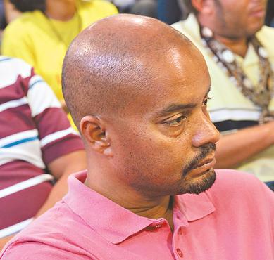 Quadro do ex-candidato a vereador ainda � est�vel