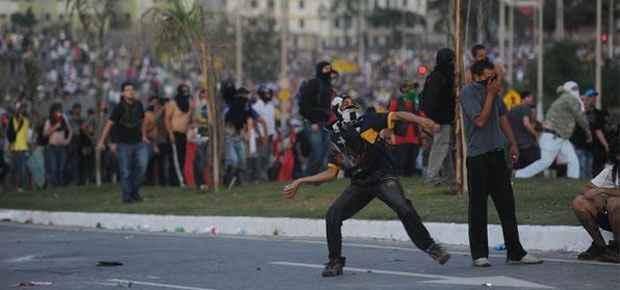 Gilberto Carvalho chegou a reconhecer que houve uma certa dor e incompreens�o em algumas esferas do governo. Foto: Leandro Couri/EM/D.A. Press