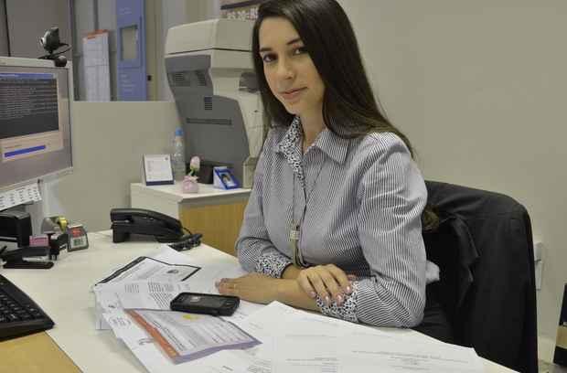 Denise Cunha teve sua linha foi cancelada sem aviso pr�vio, o que a fez perder uma promo��o que estava associada ao seu n�mero.