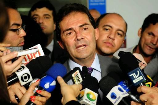 Paulinho disse que far� de tudo para tirar o PT do poder. Foto: Ronaldo de Oliveira/CB/D.A Press