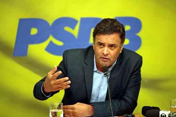 A�cio: 'Ficar numa su�te cuja di�ria custa mais de 30 sal�rios m�nimos agride o pa�s e ofende os brasileiros' foto: Orlando Brito/PSDB)  (Orlando Brito/PSDB))