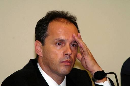 Justi�a ainda n�o decidiu se Lamas pode parcelar sua d�vida em 15 anos foto: Carlos Moura/CB (Carlos Moura/CB)