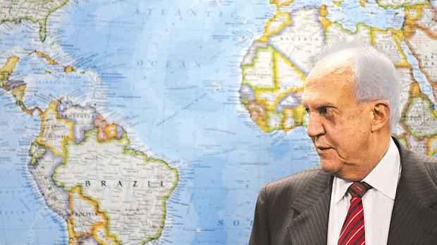 Jarbas Vasconcelos foi escalado pelo PMDB para debater alian�a e ter� nova conversa com Eduardo Campos foto: Arthur Monteiro/AG�NCIA SENADO (Arthur Monteiro/AG�NCIA SENADO)