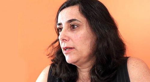 Coordenadora da Unesco, Rebeca Otero critica piso salarial dos professores foto: Reprodu��o/Internet (Reprodu��o/Internet)