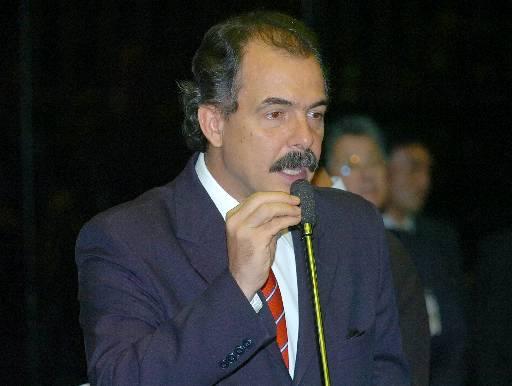 Mercadante deixar� o Minist�rio da Educa��o para assumir a Casa Civil foto: J. Freitas/Ag�ncia Senado  (J. Freitas/Ag�ncia Senado )