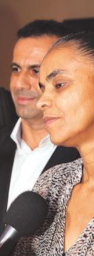 S�rgio foi quem aproximou Marina Silva do governador Eduardo Campos foto: Nando Chiappetta/DP/D.A PRESS (Nando Chiappetta/DP/D.A PRESS)