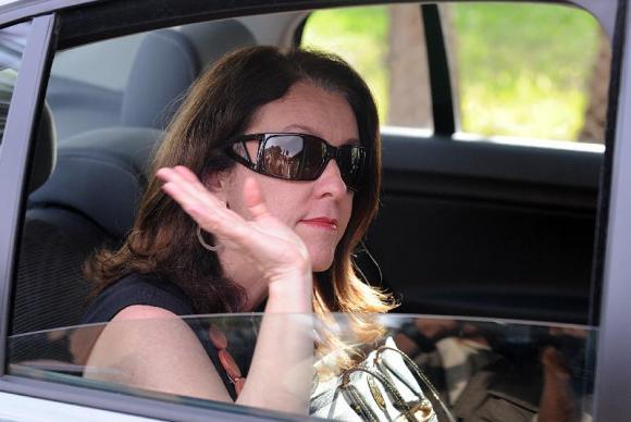 A ministra de Comunica��o Social, Helena Chagas, deixa o cargo que ser� ocupado por Thomas Traumann, atual porta-voz do Planalto foto: Arquivo/Ag�ncia Brasil (Arquivo/Ag�ncia Brasil)