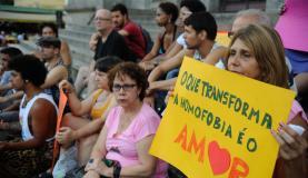 Para ativistas, � preciso conscientizar tamb�m as fam�lias contra o preconceito. (Fernando Fraz�o/Ag�ncia Brasil)
