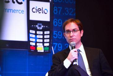 Gabriel Mariotto, gerente de intelig�ncia da Cielo no Brasil, destacou que a vantagem do ICVA � mapear uma cadeia de segmentos variados da economia. Foto: Marcelo Lima/Divulga��o