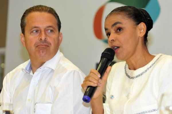 O discurso de Eduardo e Marina ser� em tom cr�tico � gest�o da presidente Dilma Rousseff foto: Antonio Cunha/Esp. CB/D.A Press  (Antonio Cunha/Esp. CB/D.A Press )