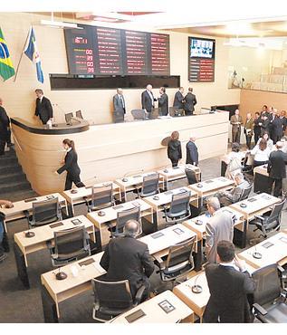 Vereadores do Recife iniciaram ontem os trabalhos legislativos de 2014 foto: Bernardo Dantas/DP/D.A PRESS (Bernardo Dantas/DP/D.A PRESS)