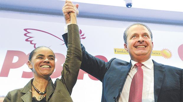 Encontro serviu tamb�m para justificar os motivos que levaram ambos a optarem pelo lado da oposi��o foto: Antonio Cruz/AGENCIA BRASIL (Antonio Cruz/AGENCIA BRASIL)