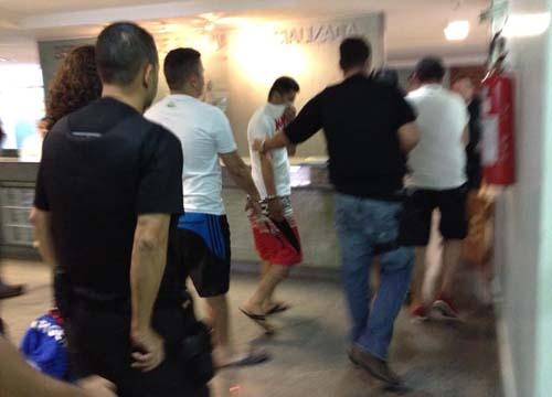 Quadrilha de colombianos: grupo usava viol�ncia contra quem n�o pagasse os empr�stimos. Foto: Marcelo Ferreira/CB/D.A. Press