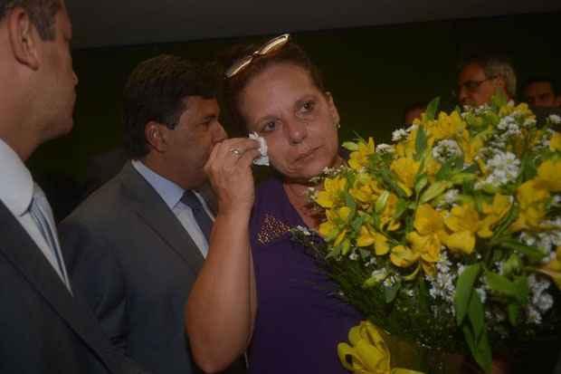 Ramona Rodr�guez afirma que se sentiu enganada e explorada. PF nega que a tenha procurado no Par�. Foto: Jos� Cruz/Ag�ncia Brasil