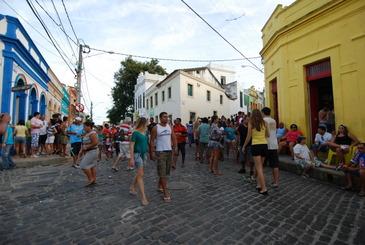 Carnaval e Copa do Mundo podem influenciar a inten��o de viajar sozinho (Foto: Annaclarice Almeida/DP/D.A Press) (Annaclarice Almeida/DP/D.A Press)