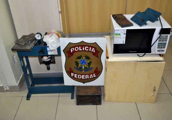 Foto: Polícia Federal de Pernambuco/divulgação