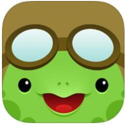 A Tartaruga é o símbolo do app. Diferente da lentidão deste animal, o programa atualiza rapidamente o usuário. Imagem: http://www.muambator.com.br/