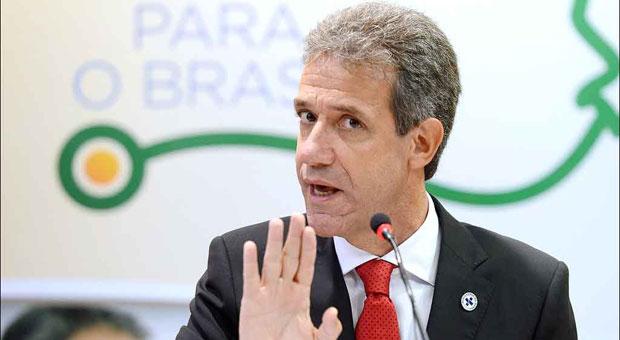 Chioro diz n�o estar preocupado com a debandada de m�dicos nem que o Brasil seja usado por cubanos em fuga foto: F�bio Rodrigues Pozzebom /Ag�ncia Brasil (F�bio Rodrigues Pozzebom /Ag�ncia Brasil)