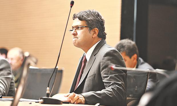 Jayme Asfora � relator da proposta em tramita��o na Casa foto: Bernardo Dantas/DP/D.A PRESS (Bernardo Dantas/DP/D.A PRESS)