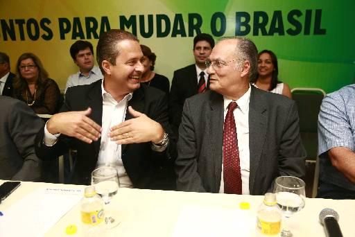 O PPS, que tem pr�-candidatos a governador, j� conversa com o PSB sobre as alian�as nos estados foto: Bernardo Dantas/ DP/D.A Press. (Bernardo Dantas/ DP/D.A Press)