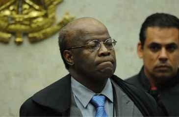 Presidente do STF foi procurado por dois partidos, mas nega candidatura. Foto: Carlos Moura/CB/D.A Press