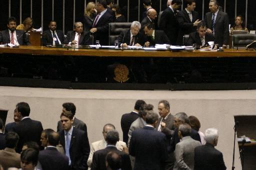 O governo quer continuar impedindo que o Legislativo crie mais despesas para a Uni�o foto: Daniel Ferreira/CB (Daniel Ferreira/CB)