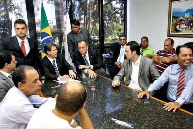 Vereadores decidiram criar comiss�o para estudar verba indenizat�ria. Foto: Ed�sio Ferreira/EM/D.A. Press