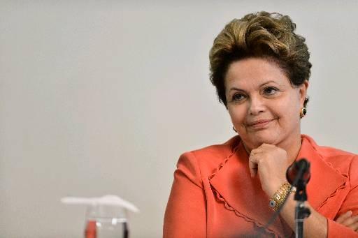 O desempenho pessoal da presidenta � aprovado por 55% dos entrevistados foto: Monique Renne/CB/D.A Press (Monique Renne/CB/D.A Press)
