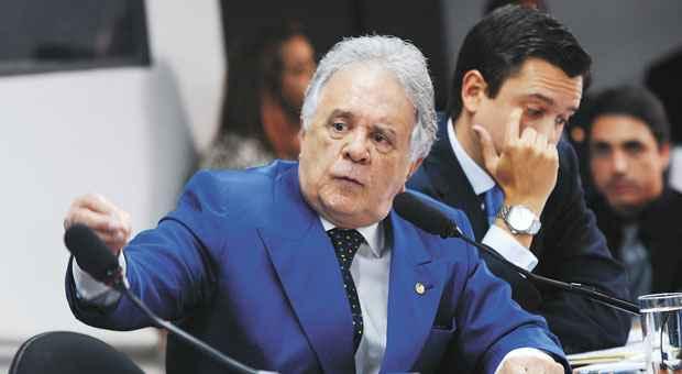 Quando era deputado, Edmar Moreira defendeu o fim do Conselho de �tica da C�mara foto: Saulo Cruz/Ag�ncia C�mara  (Saulo Cruz/Ag�ncia C�mara)