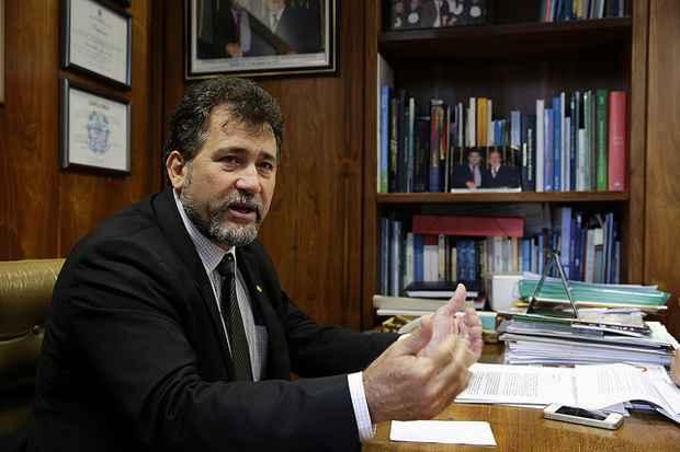 Z� Geraldo pode ser notificado pelo Conselho de �tica da C�mara. Foto: Gustavo Bezerra/Ag Senado
