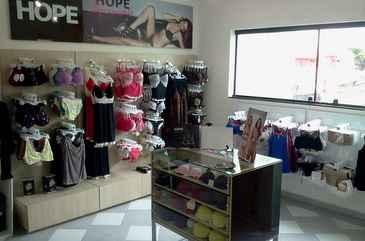 Hope Sob Medida utiliza espa�os dentro de lojas de varejos, em forma de parceria. Foto: Divulga��o
