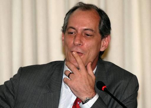 Candidato � Presid�ncia em 1998 e 2002, Ciro Gomes disputou a �ltima elei��o em 2006, para deputado federal - Foto: Wilson Dias/Abr (Wilson Dias/Abr)