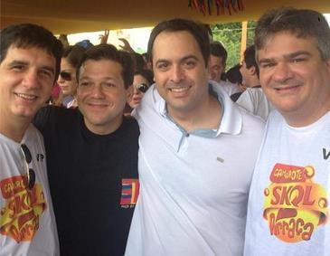 Foto: @carrerasaugusto/reprodu��o (Foto: @carrerasaugusto/reprodu��o)