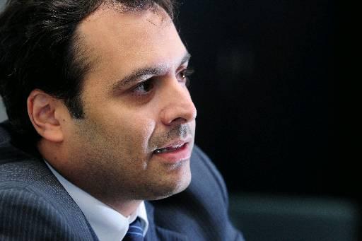 C�mara tem 42 anos de idade � auditor do Tribunal de Contas do Estado. (Helder Tavares/DP/D.A Press)