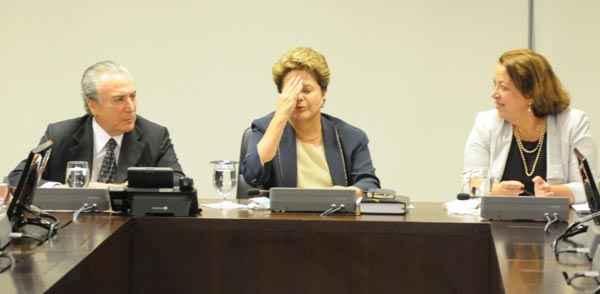 Presidente Dilma espera que os articuladores pol�ticos descubram uma sa�da para evitar mais problemas foto: Carlos Moura/CB/D.A Press (Carlos Moura/CB/D.A Press)