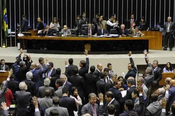 Sess�o discute abertura de comiss�o para investigar pagamento de propina na Petrobras: decis�o sai hoje foto: Gustavo Lima/Ag�ncia C�mara (Gustavo Lima/Ag�ncia C�mara)