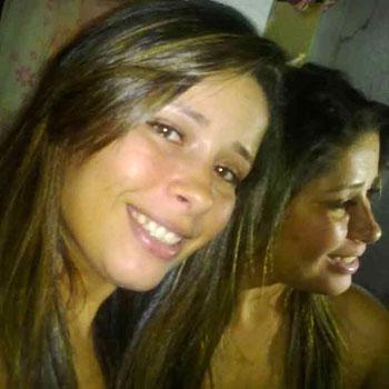 Fernanda teve desaparecimento comunicado na sexta-feira foto: Facebook/Reprodu��o (Facebook/Reprodu��o)